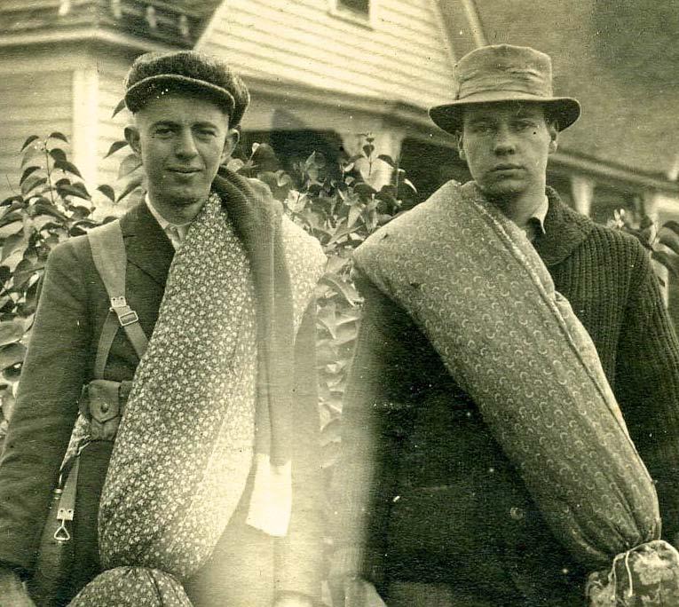 Roy W. and Helen Irene Swartz McLeland and family – The ... Helen Ramsey Kansas